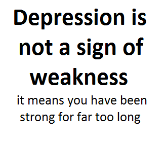 Quotes about Clinical Depression (42 quotes)