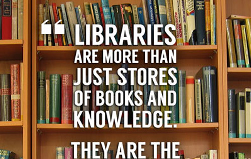 Quotes About Library 60 Quotes Mesmerizing Library Quotes