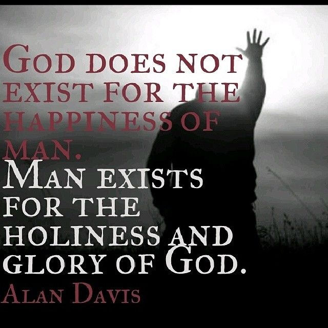 Quotes About Glorification Of God 19 Quotes