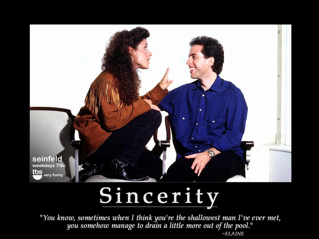 Seinfeld Quotes Quotes About Seinfeld 112 Quotes