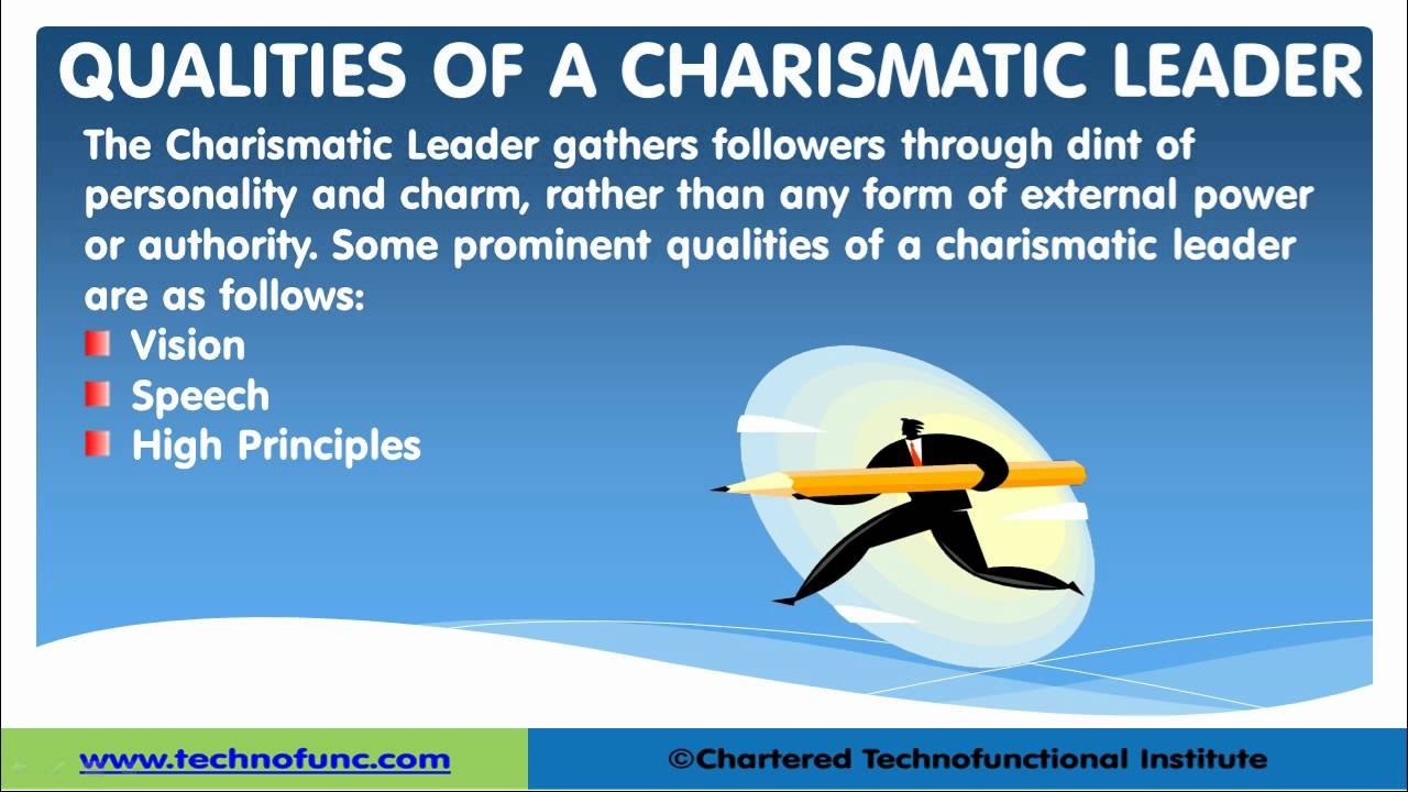 what research says about charisma and leadership strengths essay Learn about charisma and what makes some people more charismatic than others develop the skills you need to become more charismatic.