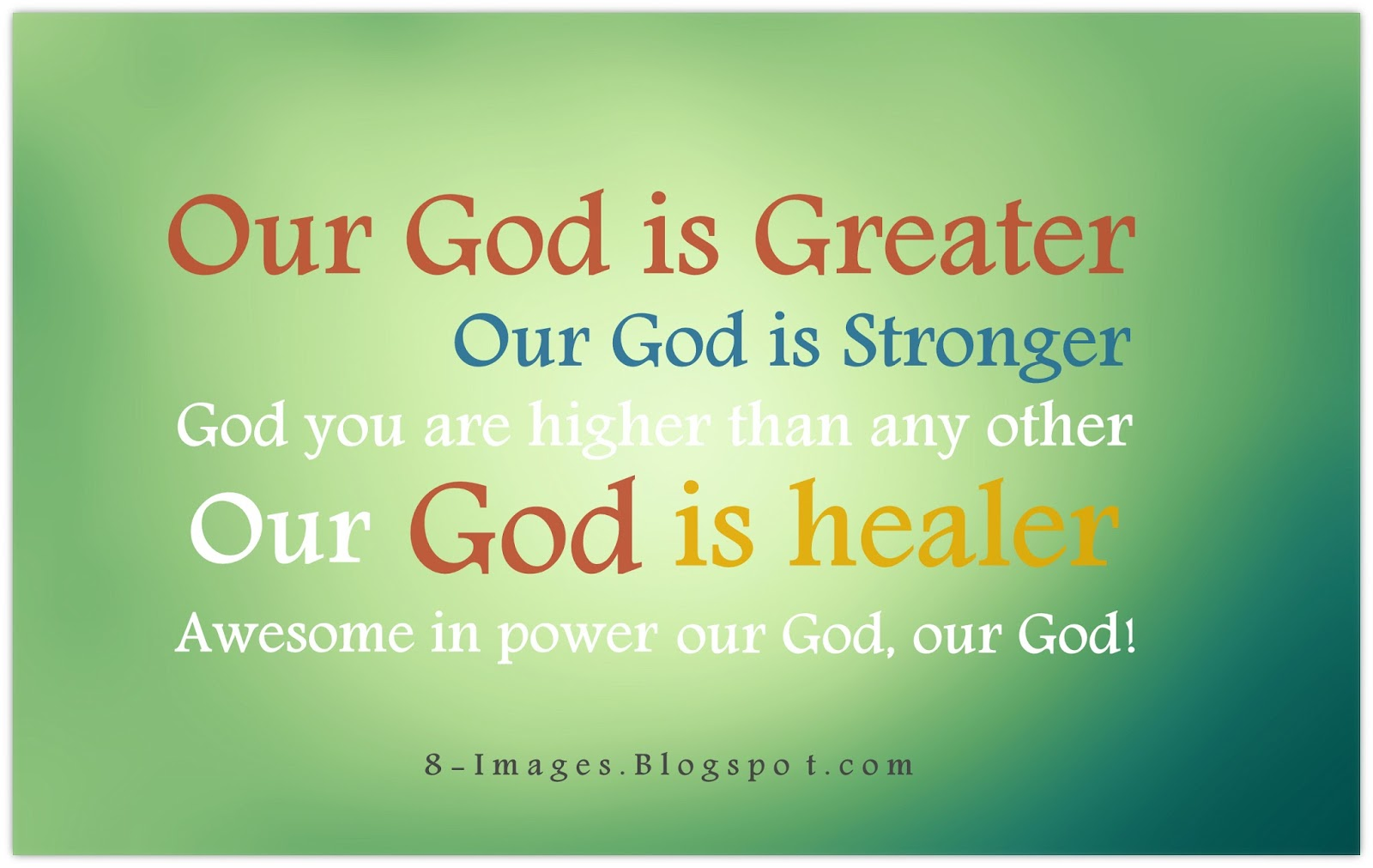 Quotes about You are our God (5 quotes)