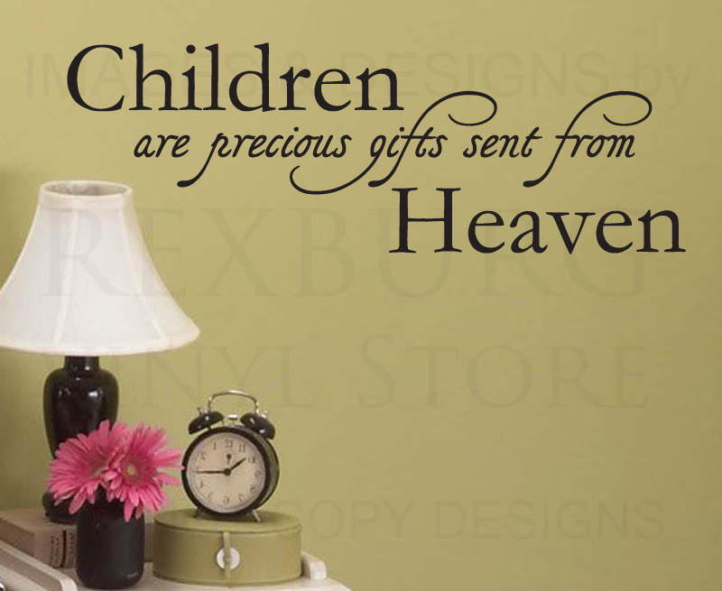 Quotes About Gifts From Heaven 23 Quotes