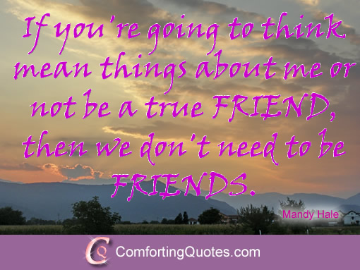 Quotes about Choosing good friends (22 quotes)