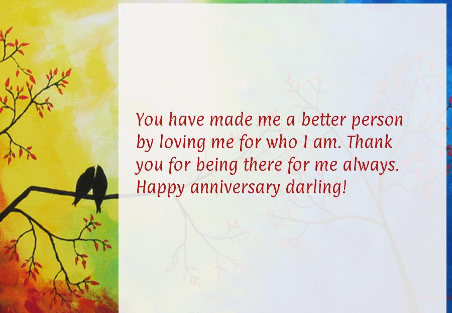 Quotes About Wedding Anniversary For Wife 17 Quotes