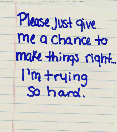 Quotes About Give Me A Chance 68 Quotes
