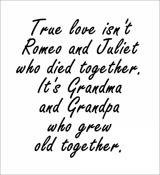 Quotes about Grandmother dying (58 quotes)