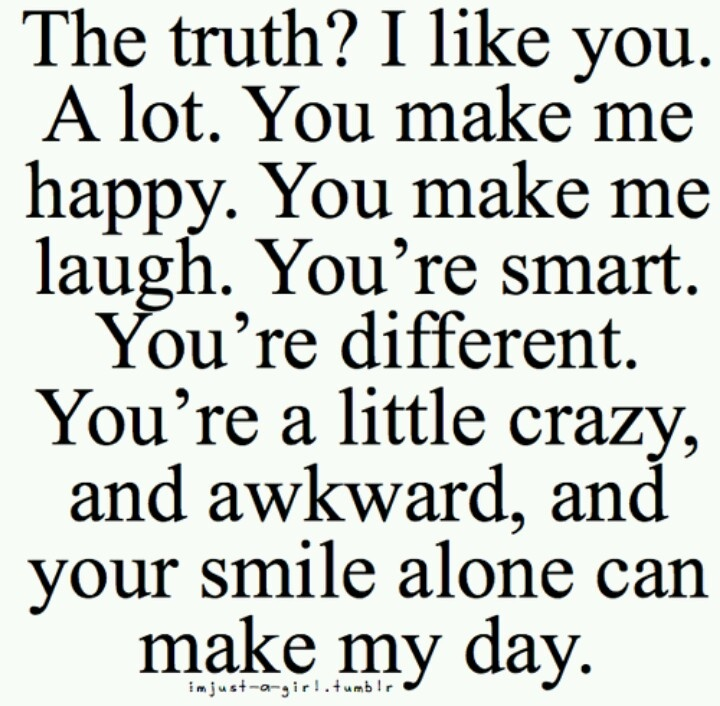 Quotes About I Like