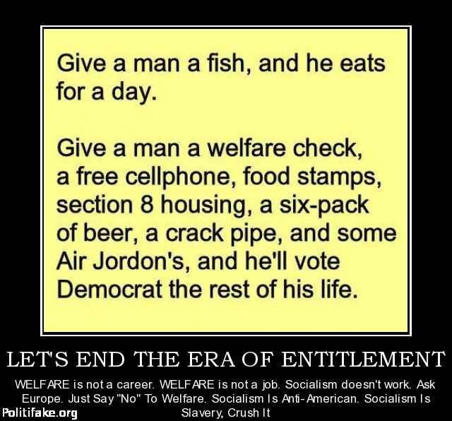 Quotes about Welfare mentality (17 quotes)