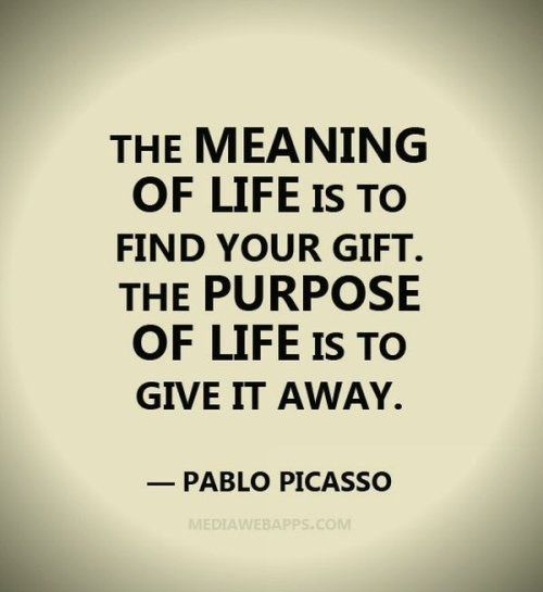 Quotes About Meaning Of Your Life 89 Quotes