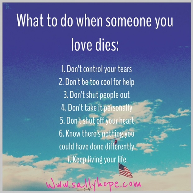 Quotes about Your dad dying (22 quotes)