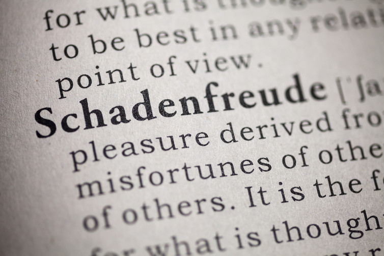 Quotes about Schadenfreude (52 quotes)