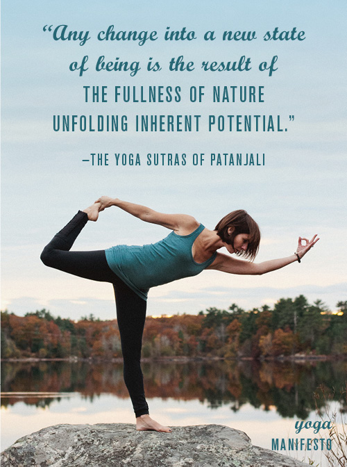 Quotes About Change Yoga 60