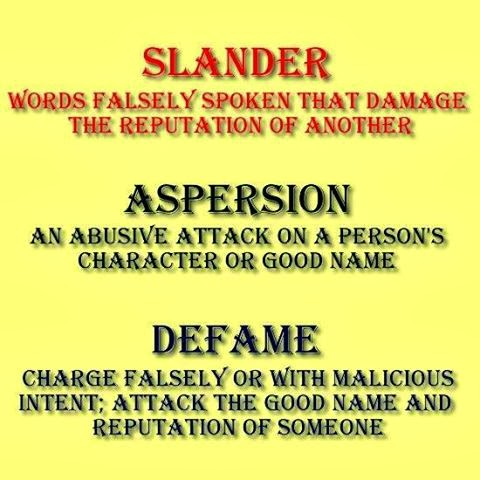Quotes About Defamation 39 Quotes