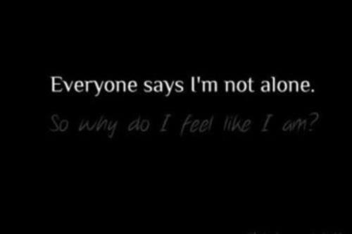 Quotes About Like Being Alone 62 Quotes