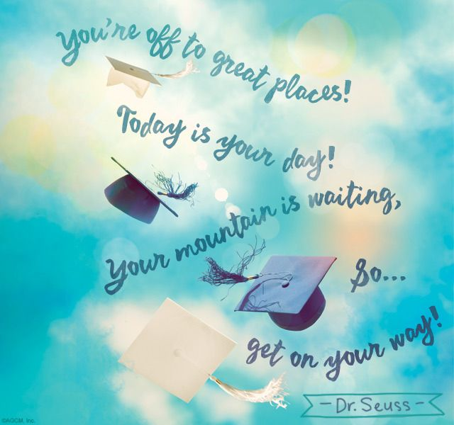 congratulations on graduation from college
