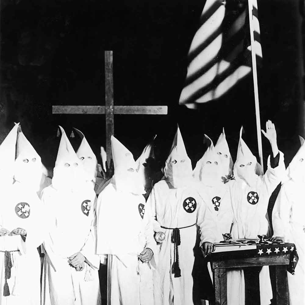 ku klux klan brief history The most prominent of these, the ku klux klan, was formed in pulaski, tennessee, in 1865 originally founded as a social club for former confederate soldiers, the klan evolved into a terrorist.