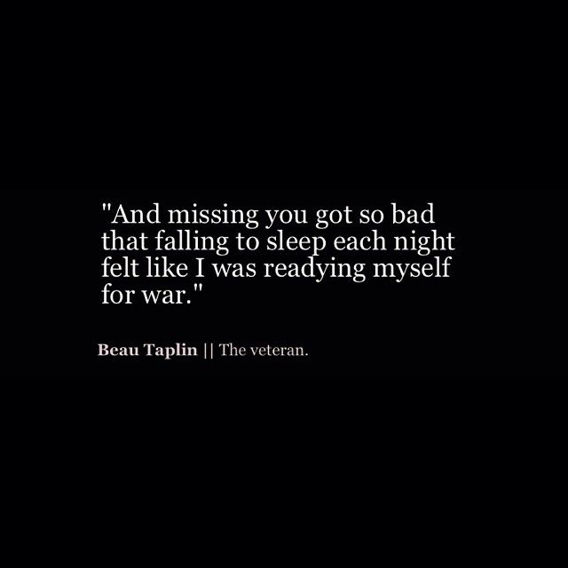 quotes about missing war quotes
