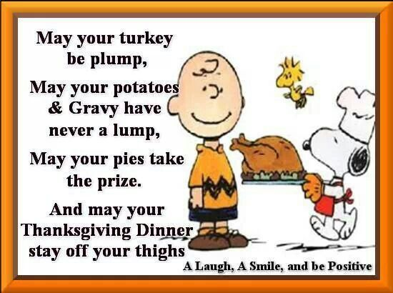 Quotes about Thanksgiving funny (26 quotes)