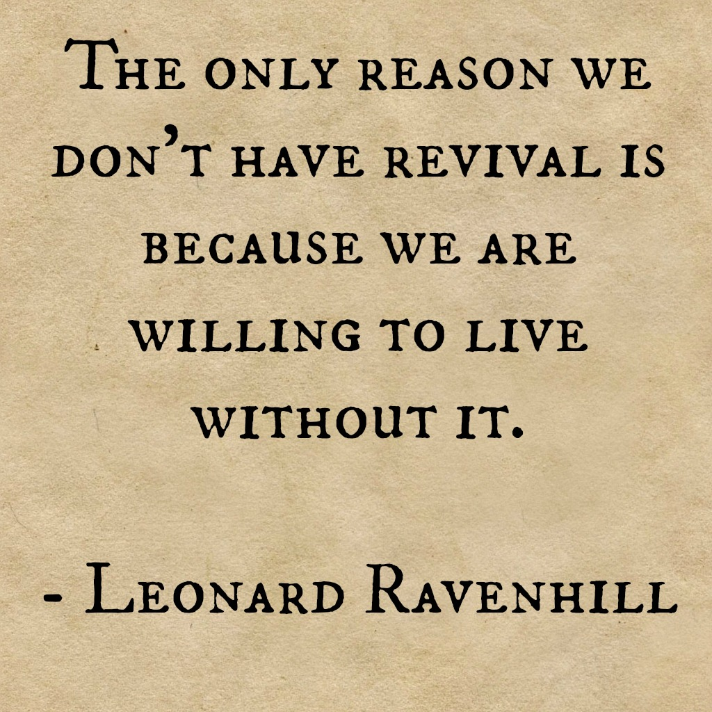 Quotes About Church Revival 30 Quotes