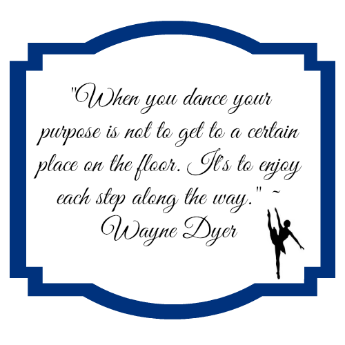 Quotes about Dance class (73 quotes)