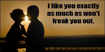 I like you Dating
