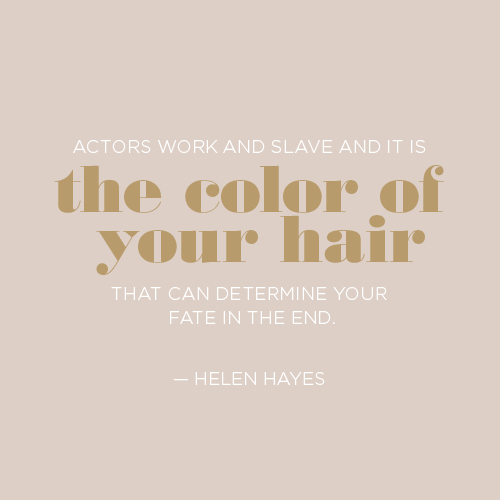 New Hair Quotes Quotes about New hair color (18 quotes) New Hair Quotes