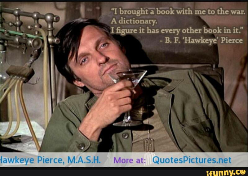 Quotes About Mash 63 Quotes