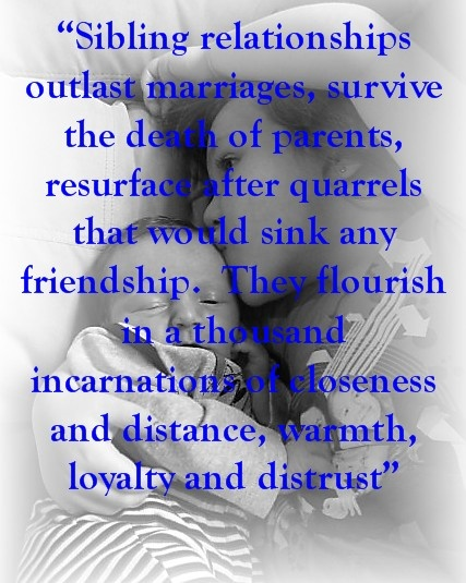 Quotes about Sibling loss (12 quotes)
