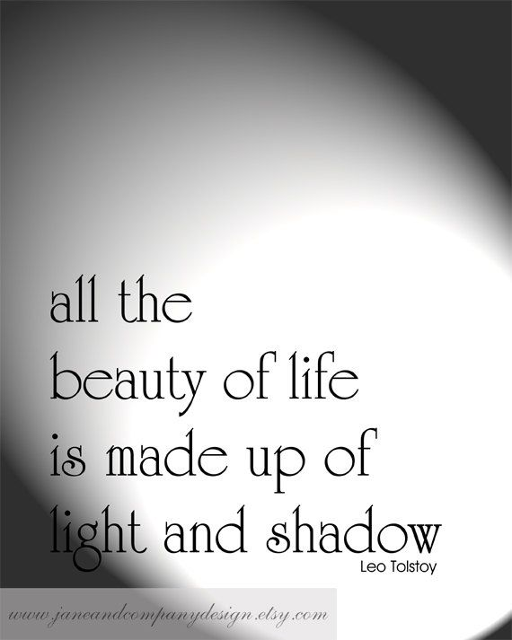 Image result for living in the shadows quotes