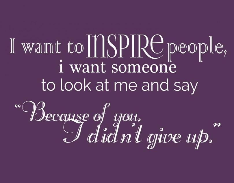 Quotes About People Inspiring People 84 Quotes