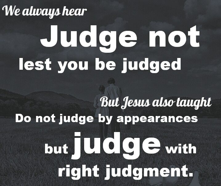 quotes about righteous judgment quotes