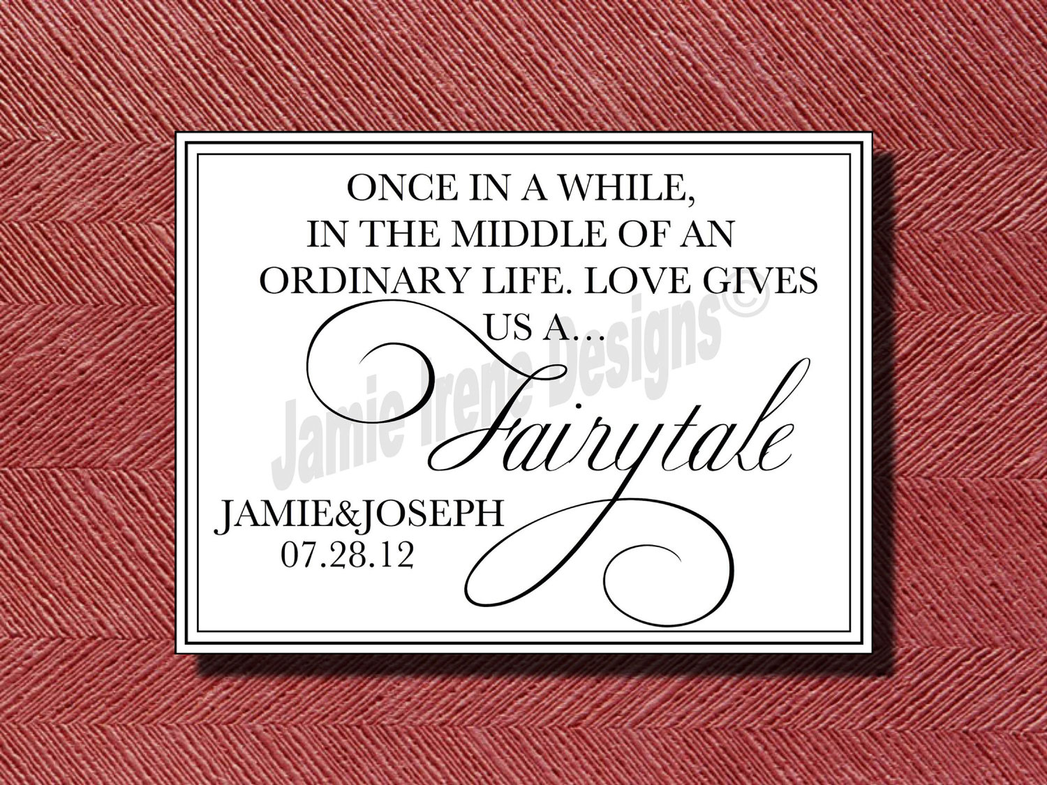 Quotes about Fairy tale wedding (20 quotes)