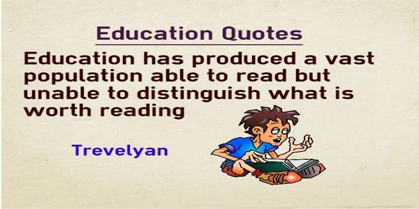 education critical thinking quotes