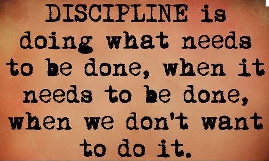 Quotes about About discipline (90 quotes)