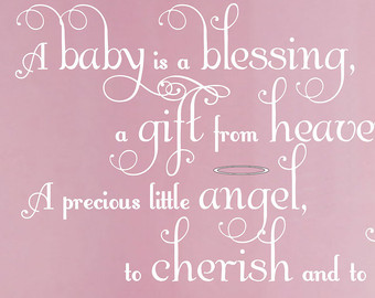 Quotes about Baby Girl (84 quotes)