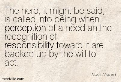 definition of a heroe
