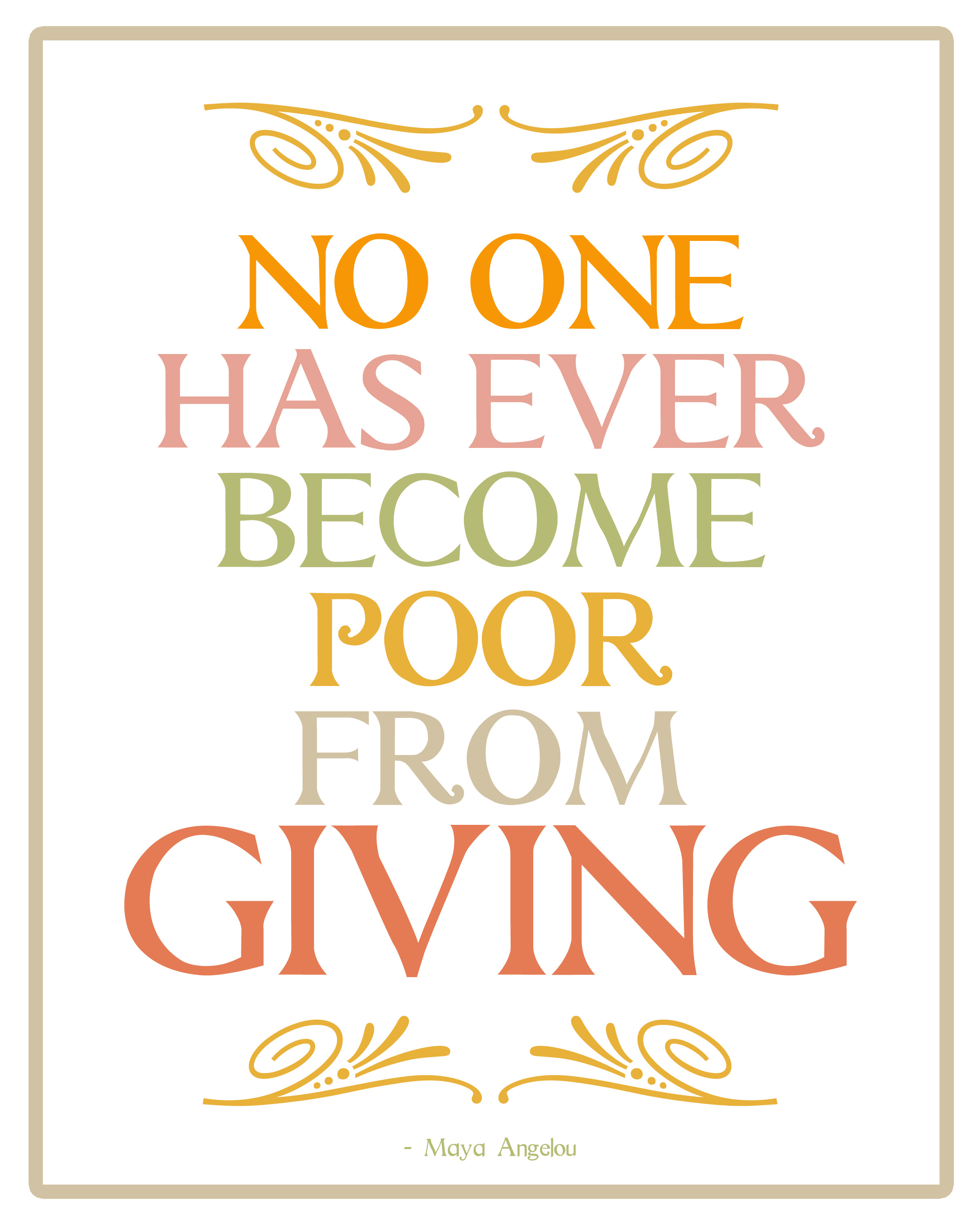 Quotes about Giving To Others (144 quotes)