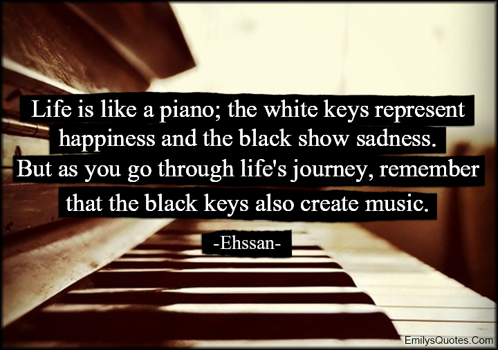 Quotes about Piano keys (67 quotes)