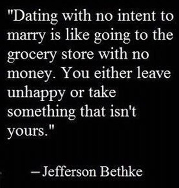 dating to marry