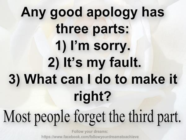 Your saying love to sorry 45+ Sorry
