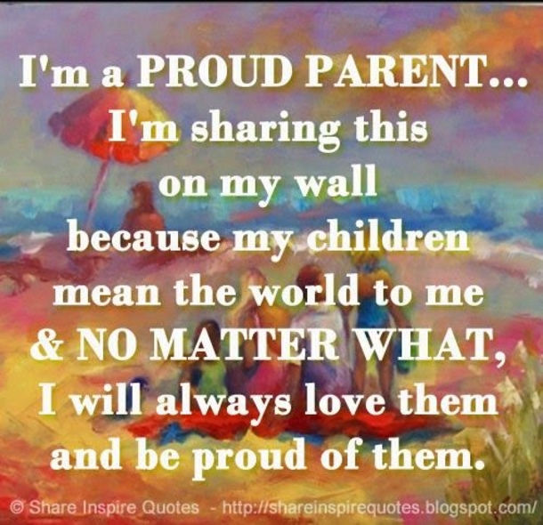 Quotes about Proud family (53 quotes)