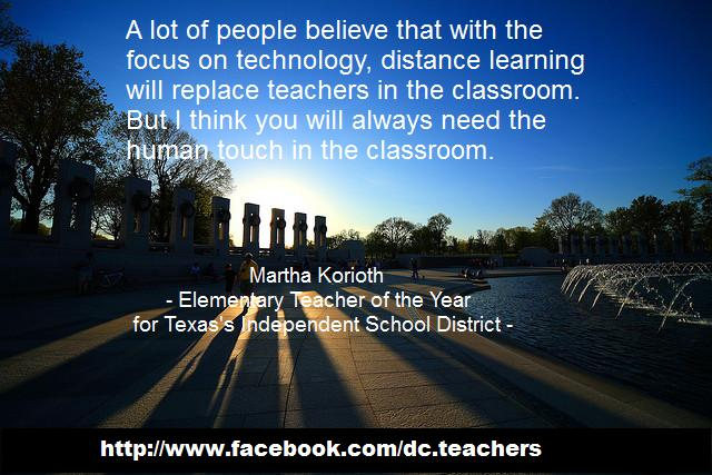 quotes about distance education quotes