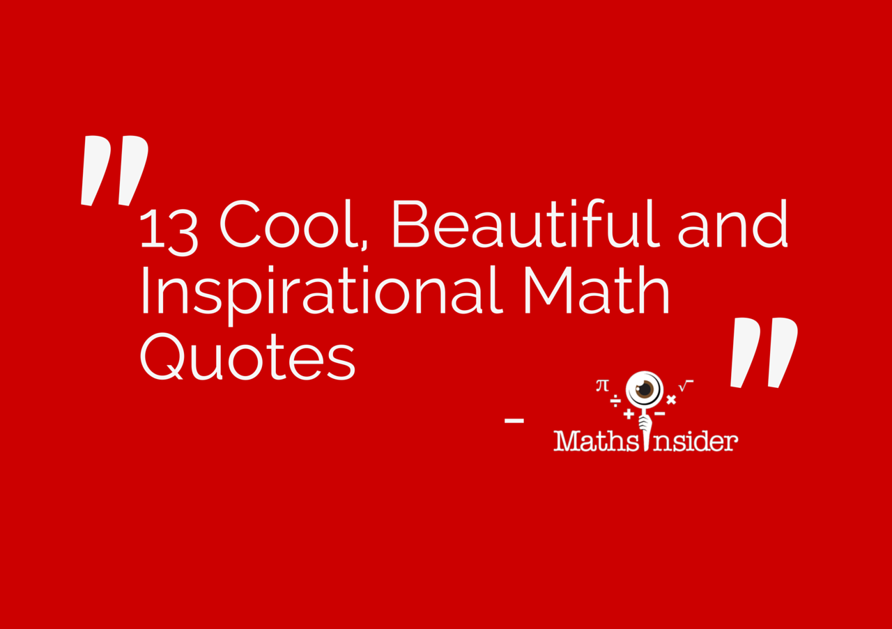 Quotes about Math and beauty (21 quotes)