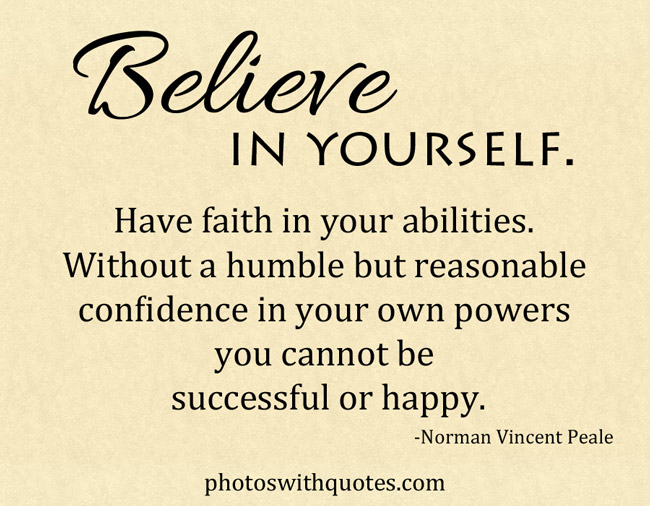 Quotes about Faith and confidence (98 quotes)