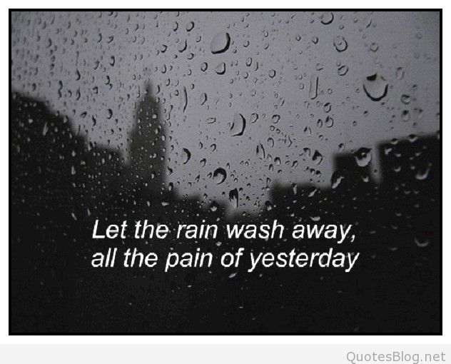 Quotes about Rain funny (23 quotes)
