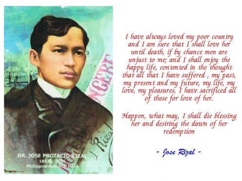 was rizal an american sponsored hero Free essays on rizal an american sponsored hero for students use our papers to help you with yours 1 - 30.