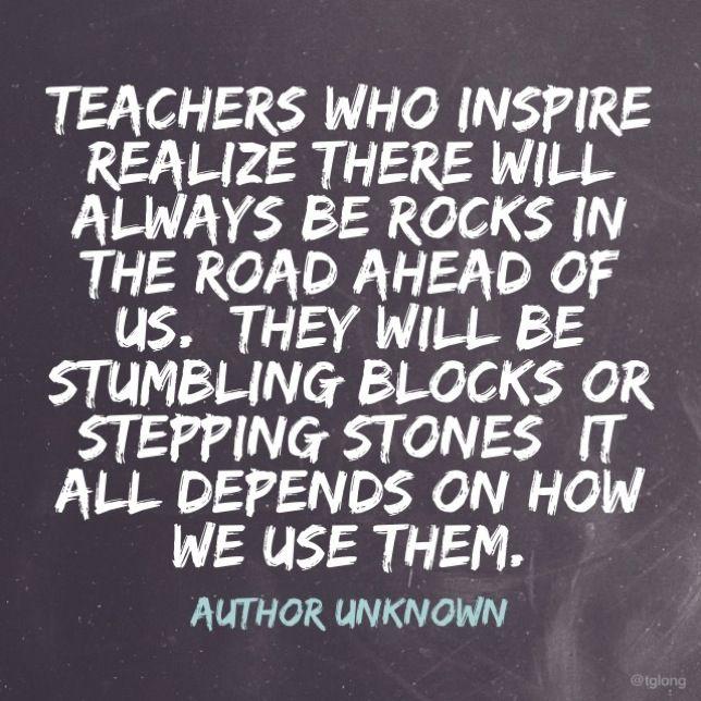 Quotes about Teacher motivation (29 quotes)