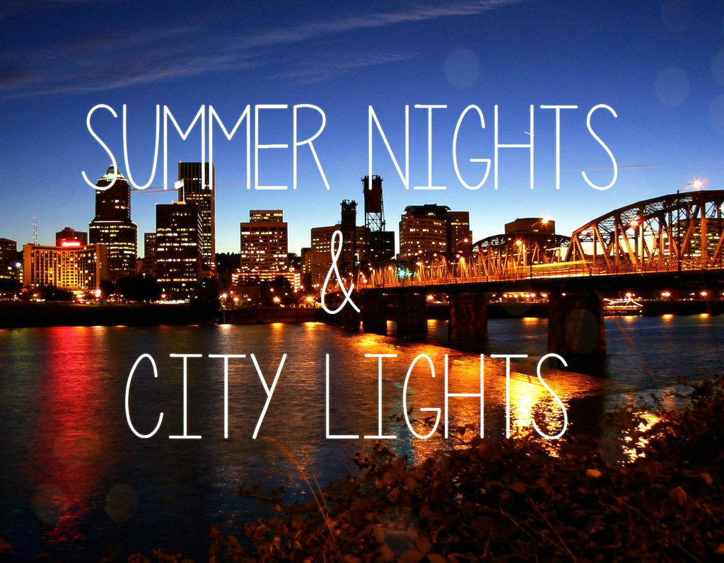 Quotes About Night City 64 Quotes