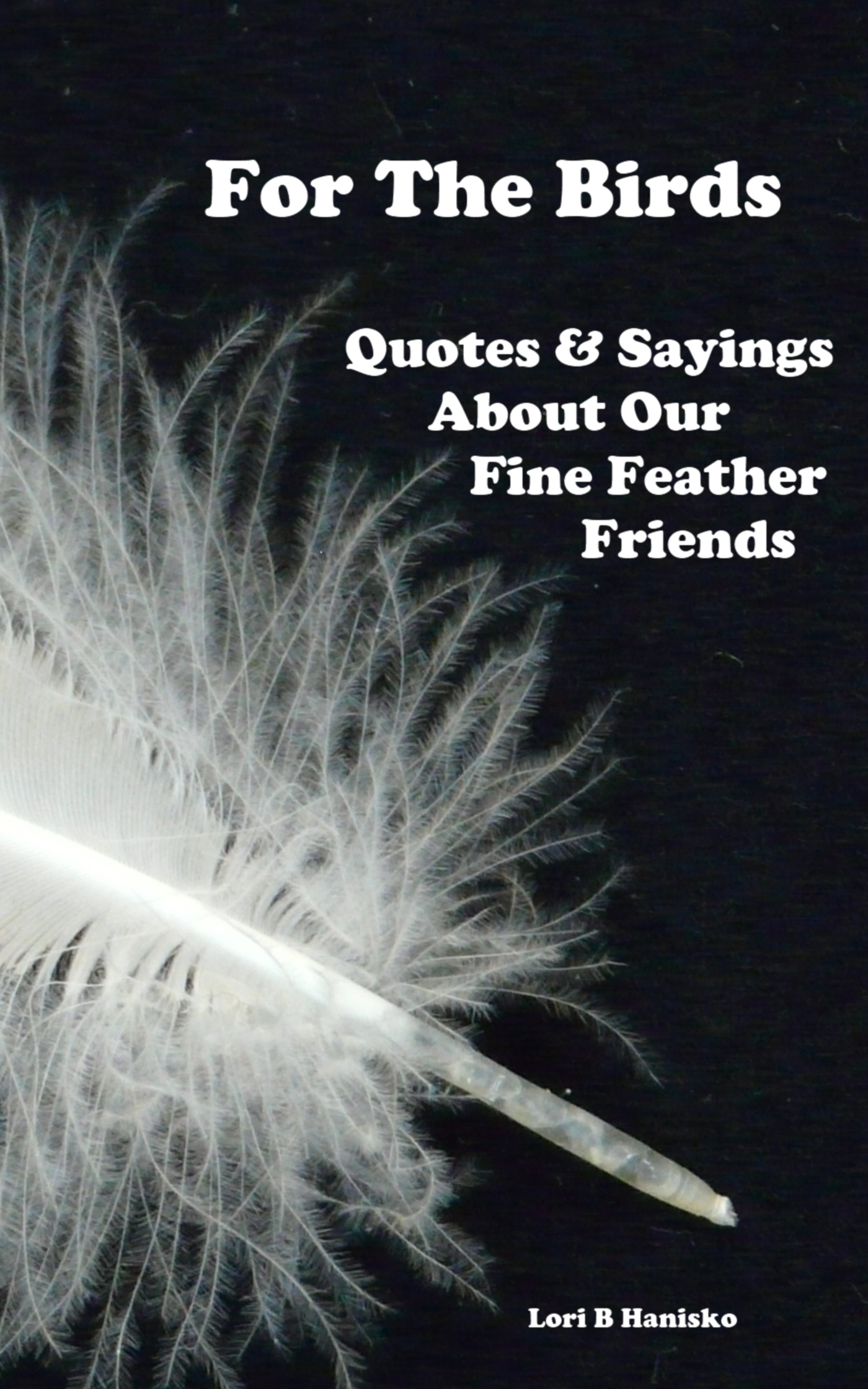Quotes about Fine feathers (27 quotes)